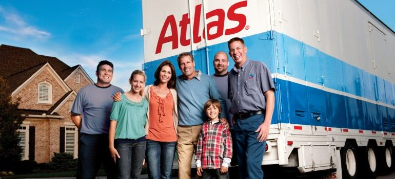 Family and Operator Truck