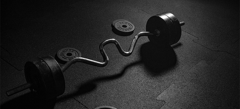 Weights-move sports equipment