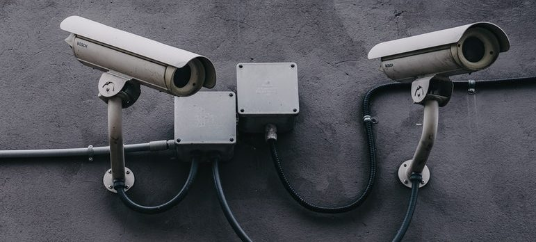 Surveillance cameras should be on your new homeowner safety checklist.