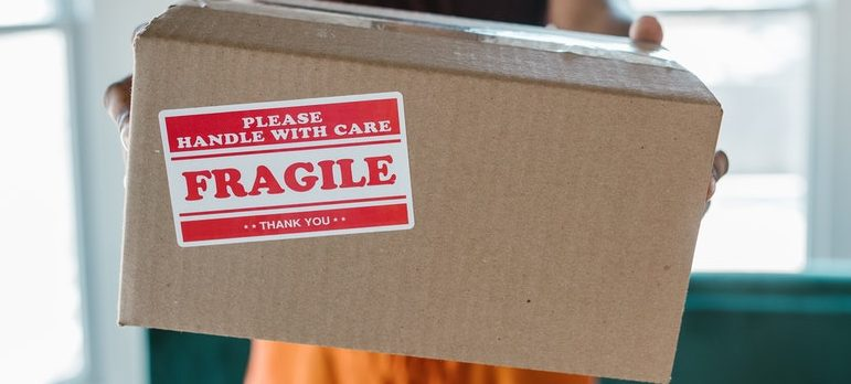 Not labeling your boxes is one of the moving mistakes to avoid when moving to North Bergen