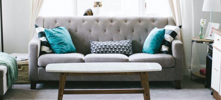 Remember to prepare furniture for your Livingston move
