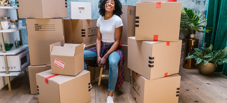 Moving from Bloomfield to Verona NJ will require you to pack properly